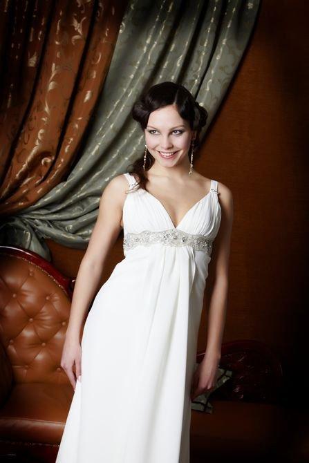 Свадебные платья в греческом стиле в фото